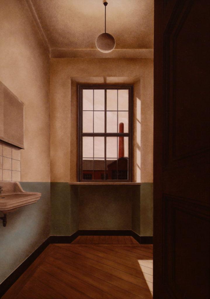 a-cantafora-avec-le-temps-ii-2006-2006-vinilico-e-olio-su-tavola-cm-70x50