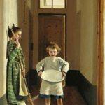 Le_faccende_di_casa_by_Adriano_Cecioni_1869