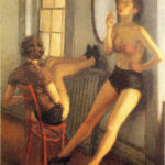 Raphael Soyer_Two models resting_1936